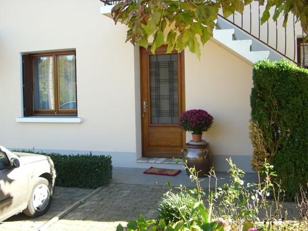 Appartement de vacances dans une ferme (idéal pour famille) - Location de vacances - Saint-Victor-de-Cessieu