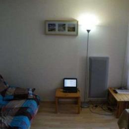 Studio avec vue dégagée balcon pour 2 personnes station de ski les 2Alpes (Isère) - Location de vacances - les Deux Alpes