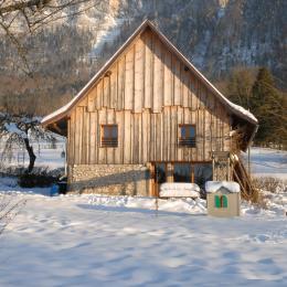 Le Gîte sous la neige - Location de vacances - Entre-deux-Guiers