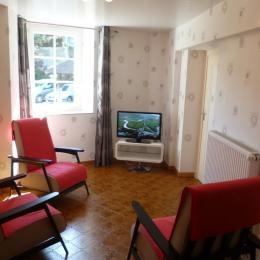 chambre 1 (autre vue) - Location de vacances - Pontcharra
