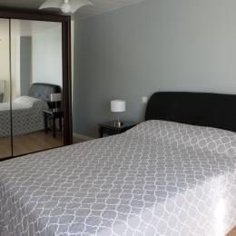 chambre 2 (autre vue) - Location de vacances - Pontcharra