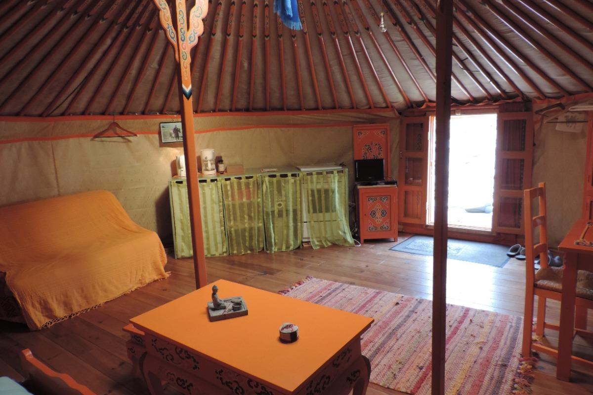 location chambre yoga