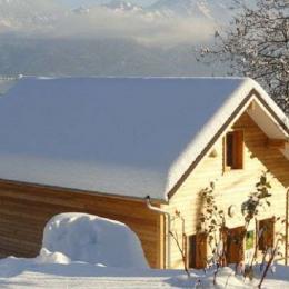 Chalets à Chapareillan - Parc Naturel Chartreuse en Isère - Location de vacances - Chapareillan