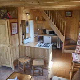 Chalet parc naturel de Chartreuse à Chapareillan (Isère) - un intérieur authentique et claire - Location de vacances - Chapareillan