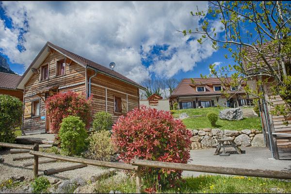 un chalet de montagne à Chapareillan Isère - Location de vacances - Chapareillan