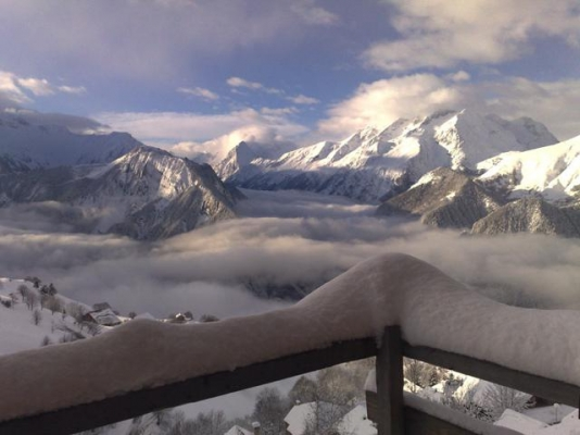 Chalet Alpe d'Huez - Location de vacances - Alpe D'huez