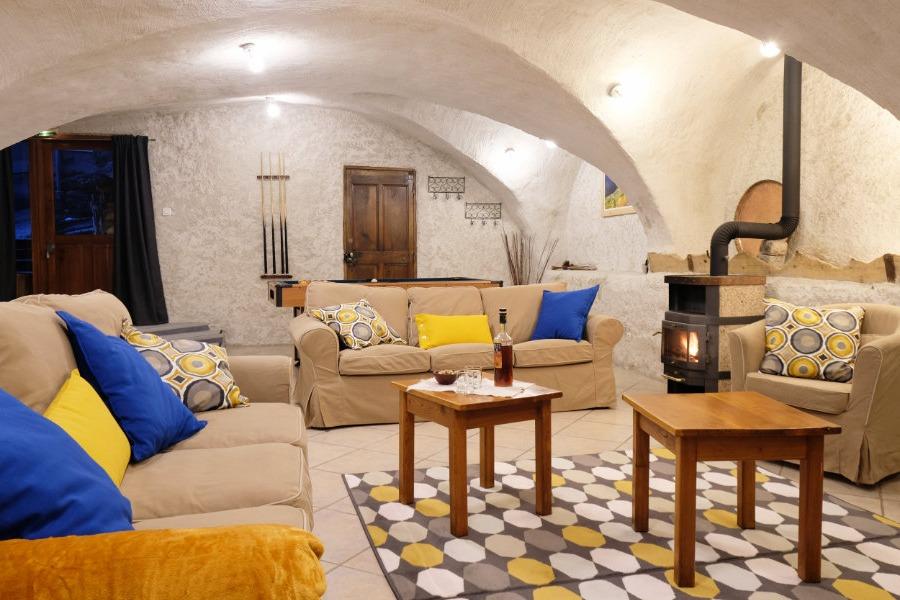 Location chalet Venosc 2 Alpes - coin cuisine - Location de vacances - Vénosc