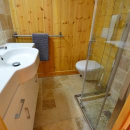 toilettes chambre Savoie - Location de vacances - les Deux Alpes