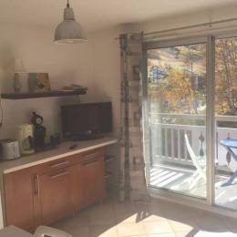 Location d'un appartement pour 4 personnes aux Deux Alpes - Location de vacances - les Deux Alpes