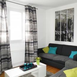 Appartement location pour 2 à 4 personnes (Grenoble centre - Isère) - Location de vacances - Grenoble