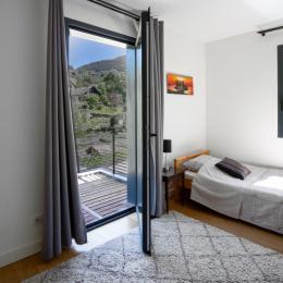 Chambre suite Vercors 2 lits - Chambre d'hôtes - Revel