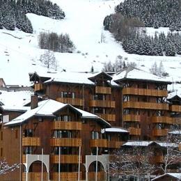 1 - l'immeuble  - Location de vacances - les Deux Alpes
