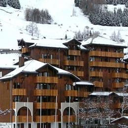 1- l'immeuble - Location de vacances - les Deux Alpes