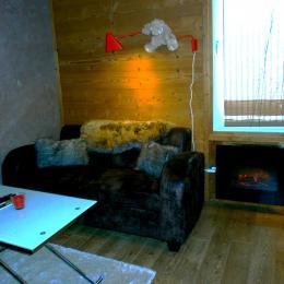 Studio de vacances au coeur de la station de ski pour 2 personnes ( Deux alpes - Isère) - Studio au 5ème étage, de 17 m² pour 2 personnes (en station Deux alpes) - Location de vacances - les Deux Alpes