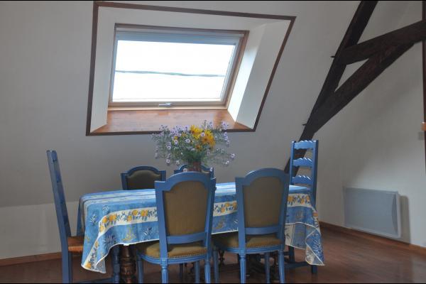 Chambre alcôve avec couchage BZ - Location de vacances - Saint-Mury-Monteymond
