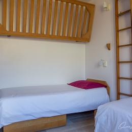 perspective des dortoirs - Location de vacances - les Deux Alpes