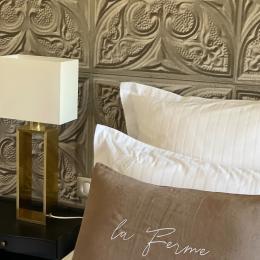 Chambres d'hôtes de charme idéalement situées : golf d'Anthon, stade de Lyon, aéroport, Pérouges -Chambres d'hôtes - Ferme de Gringalet - Chambre d'hôtes - Anthon