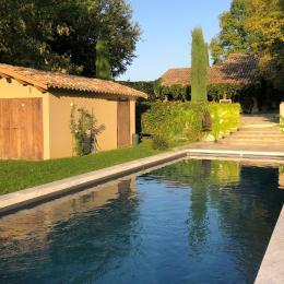 Chambres d'hôtes dans un écrin de verdure à 20 min de Lyon - Vue extérieure - Ferme de Gringalet - Chambre d'hôtes - Anthon