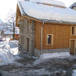 Chalet aux Deux Alpes - location montagne ski vacances - Location de vacances - les Deux Alpes
