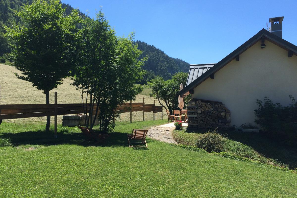 Le charme de sa charpente - Location de vacances - Autrans - Méaudre en Vercors