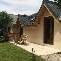 Le Gîte l'hiver aussi... - Location de vacances - Autrans - Méaudre en Vercors