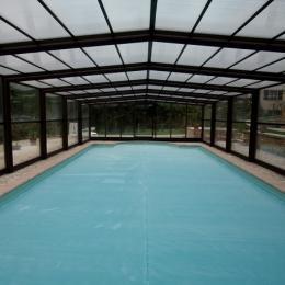 Chambres d'hôtes en Isère proche Bourgoin Jallieu - avec piscine couverte - Chambre d'hôtes - Meyrié