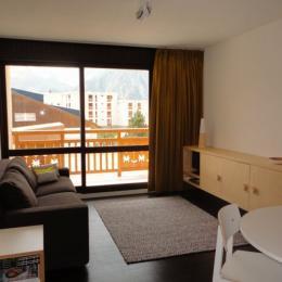 salle de séjour - Location de vacances - les Deux Alpes