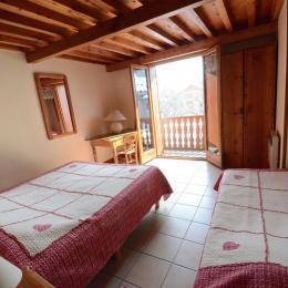 Chambre Sarenne - Chambre d'hôtes - Le Bourg-d'Oisans