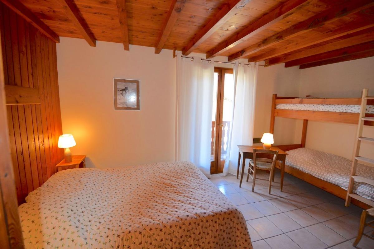 Vue d'ensemble des couchages - Chambre d'hôtes - Le Bourg-d'Oisans