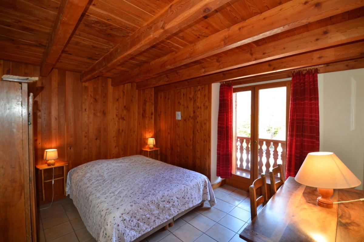 la chambre famille marmotte - Chambre d'hôtes - Le Bourg-d'Oisans