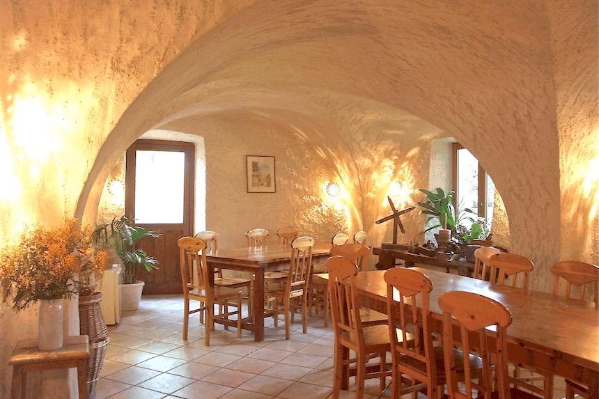 la salle à manger - Chambre d'hôtes - Le Bourg-d'Oisans