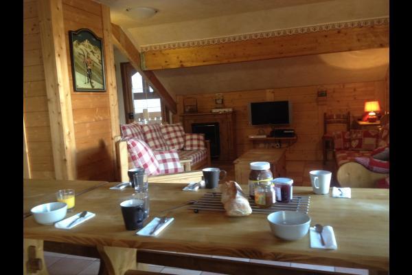 Appartement 3 cles bénéficiant de l'ambiance montagne et label Qualité 2 Alpes - Location de vacances - Mont-de-Lans