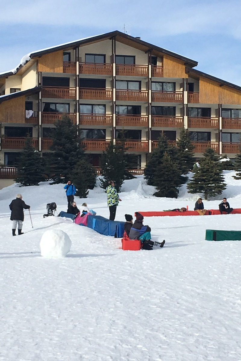 résidence Le Gioberney - Location de vacances - les Deux Alpes