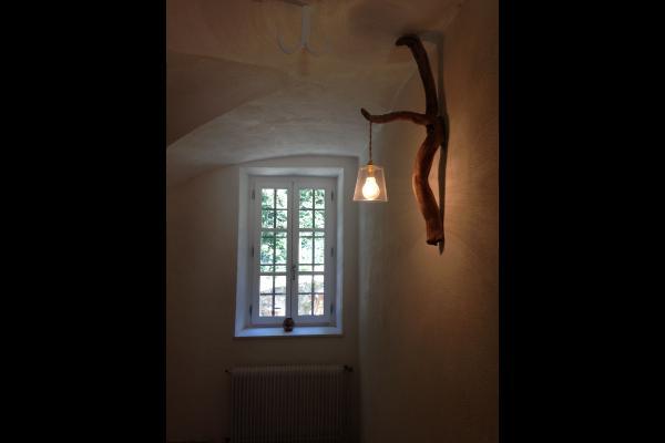 Lampe artisanale - Location de vacances - Saint-Baudille-et-Pipet