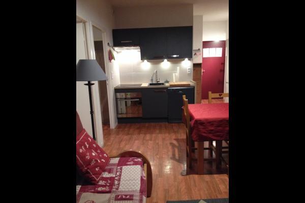 Appartement aux Deux Alpes - Coin cuisine - Location de vacances - les Deux Alpes