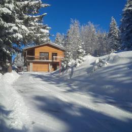 Location d'un appartement dans un chalet à Chamrousse station de ski proche Grenoble - Location de vacances - Chamrousse