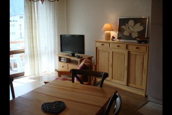 APPARTEMENT LES DEUX ALPES (ISERE) sejour salon - Location de vacances - les Deux Alpes