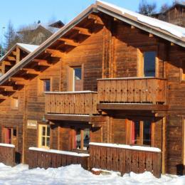 Chalet Fétail - Location de vacances - les Deux Alpes