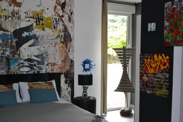 Chambres d'hôtes, originalité et élégance, à proximité de Lyon, Saint-Etienne et Grenoble - Chambre d'hôtes - Mottier