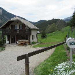 Chalet près de Gresse en Vercors - Location de vacances - Gresse-en-Vercors