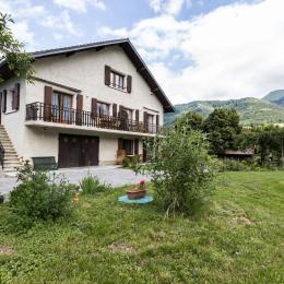Vue des Gites à 1h de Grenoble et Gap - Location de vacances - Lalley