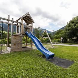 Espace jeux enfants - Location de vacances - Lalley