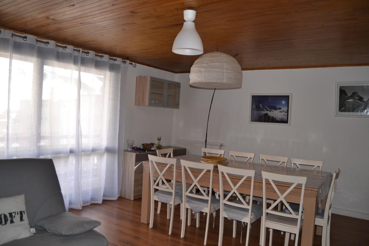 salon billard - Location de vacances - Deux-Alpes