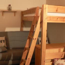 chambre 1 - Location de vacances - Deux-Alpes