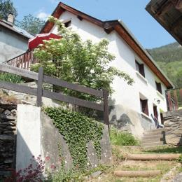 Gîte vacances pour 6 personnes (La Garde - Bourg d'Oisans - Alpe d'Huez - la Bérarde) - Location de vacances - La Garde
