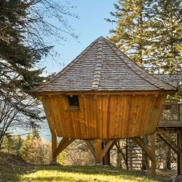 Cabane La Bordée - Chambre d'hôte - Saint-Pierre-de-Chartreuse