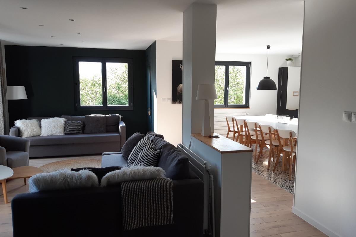 salon  - Location de vacances - Villard-de-Lans