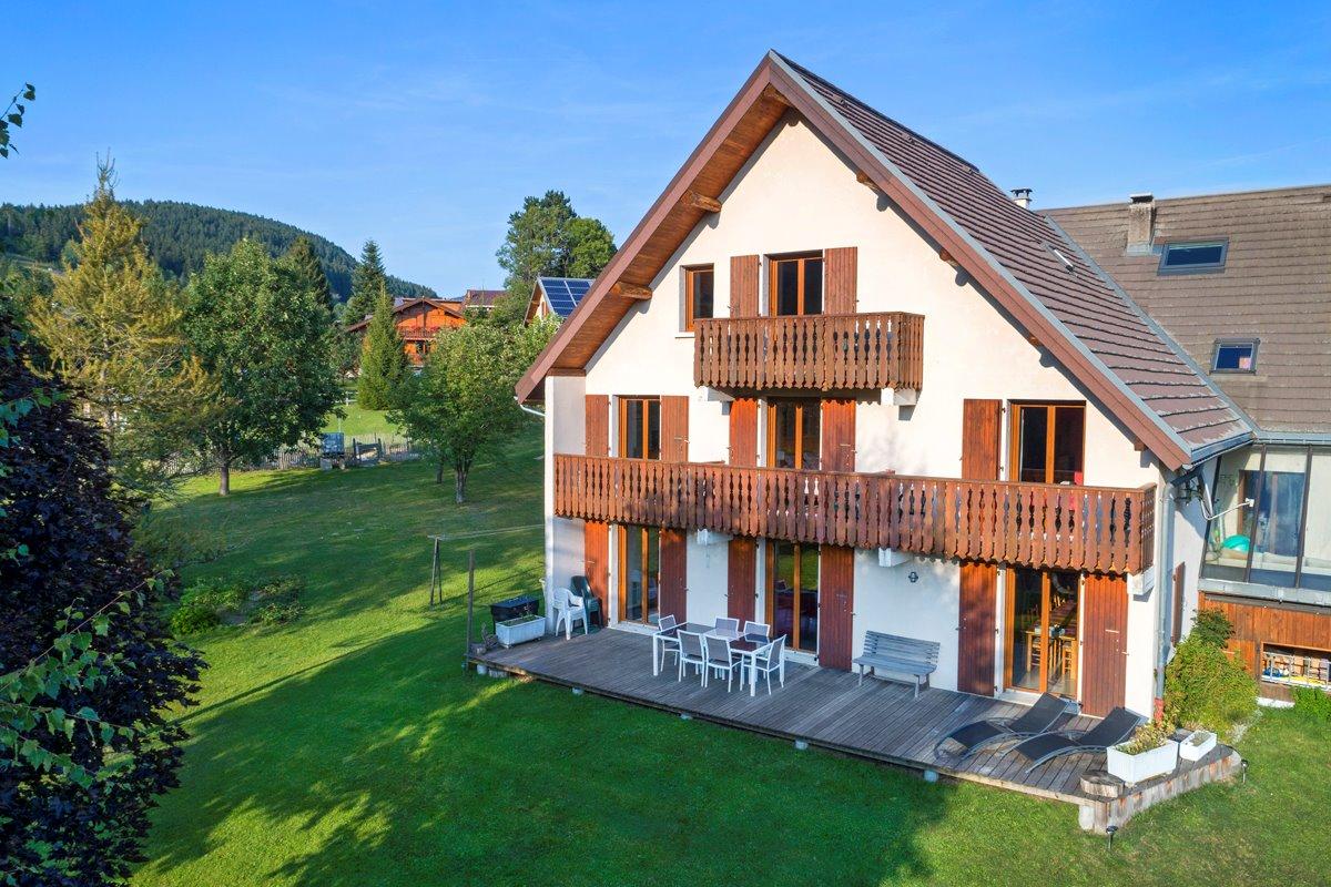 Gîte le Montbrand (Autrans, 15 pers) - Location de vacances - Autrans