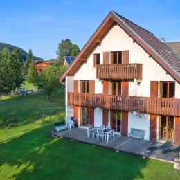 Gîte le Montbrand (Autrans, 15 pers) - Location de vacances - Autrans - Méaudre en Vercors