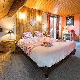 Gîte le Montbrand (Autrans, 15 pers) - entrée - Location de vacances - Autrans